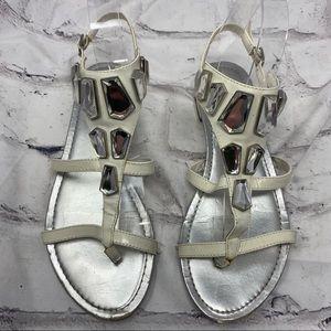 Fergie Energy Embellished Gladiator Style Sandal
